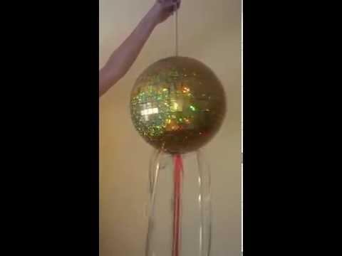 Pinjata-DISKO KUGLA- Disco Ball Pinata
