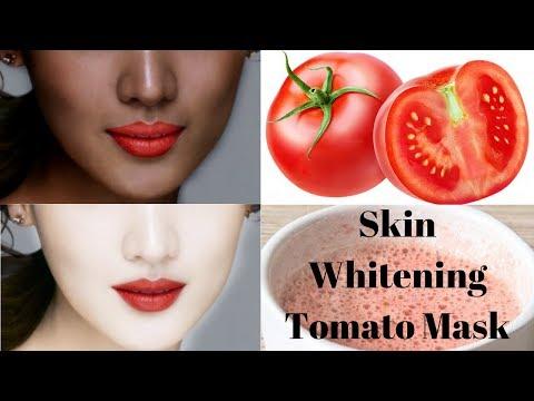 Skin Whitening Tomato Mask | Get Fair, Glowing & Spotless Skin Permanently