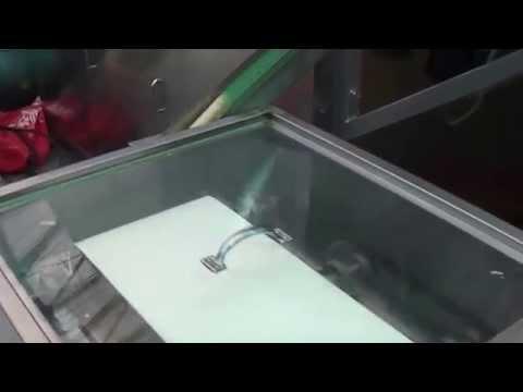 Wafer stick making machine,