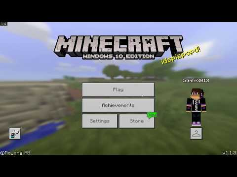 How To install Maps on Minecraft Windows 10/ and Textures, Shaders, and addons