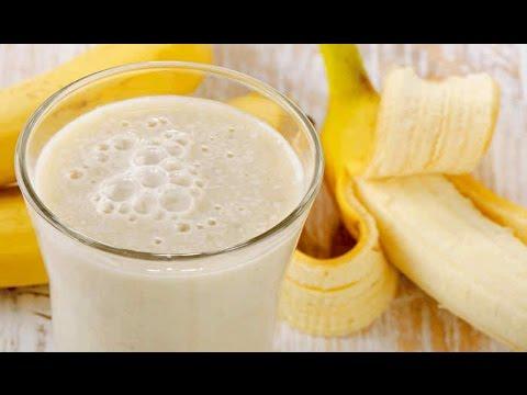 Delicious Banana Apple Smoothie Reduces Bad Cholesterol| Healthy Recipes