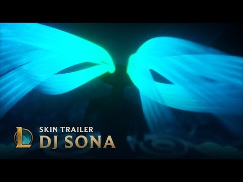 DJ Sona: Ultimate Concert | Skins Trailer - League of Legends