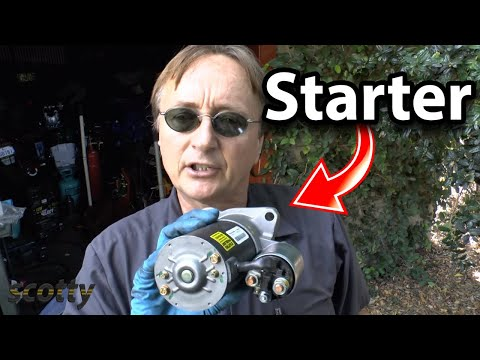 How to Replace a Bad Starter in Your Car