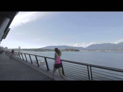 Fairmont Waterfront and RunGo ~ Vancouver Running Routes