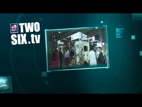 Royal Navy TwoSix.tv April 2013: Rebalancing Lives