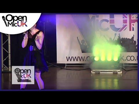 Open Mic UK   Kerrie Tyler   Brighton Regional Final