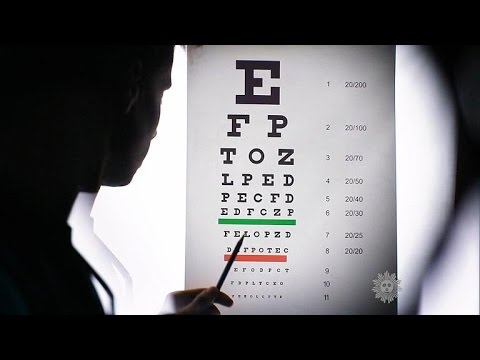 Almanac: The eye chart