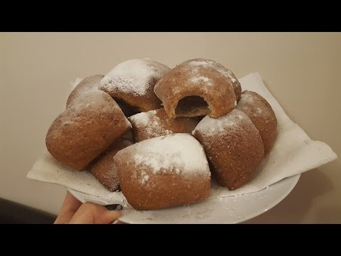 How to make Beignets (Donuts)