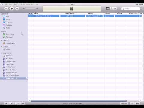[Voice/video tutorial] How to convert ANY iTunes song into .mp3 - No downloads or CDs needed