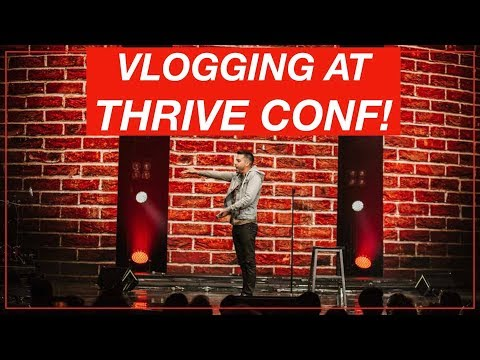 John Crist, Thrive Conference and California VLOG!