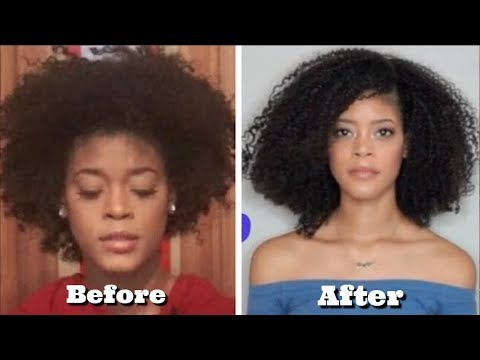 Deep Conditioning Changed My Natural Hair | 3C 4A 4B