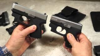 Kahr CM9 vs Glock 43 - Range Review - TheFireArmGuy - Getpla