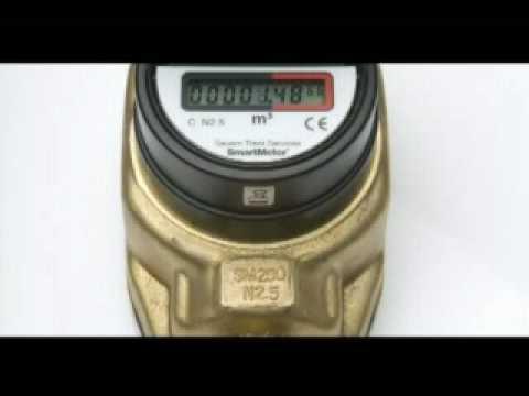 Free water meters