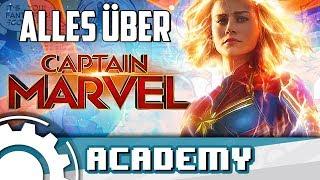 Download Alles über Captain Marvel: Carol Danvers & Mar-Vell Video