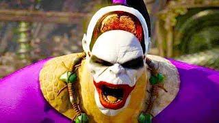 Mortal Kombat XL - All Fatalities \u0026 X-Rays on Joker Goro PC Mod 4K Gameplay Mods