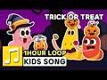 HALLOWEEN SONG TRICK OR TREAT 1 HOUR LOOP LARVA KIDS SUPER BEST SONGS FOR KIDS HALLOWEEN SONG