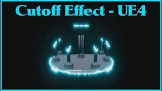 Planar Dissolve Effect - Material Tutorial - (Unreal Engine