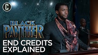 Black Panther Post-Credits Scenes Explained: Should They Have Been in the Movie?