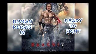 Roman Reigns in Baaghi 2-Trailer Spoof-Tiger Shroff- Disha Patani