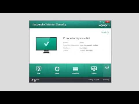How to upgrade from Kaspersky Internet Security 2013 to 2014