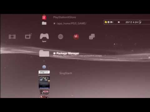 How To: Install MineCraft on CFW PS3 for CEX/DEX