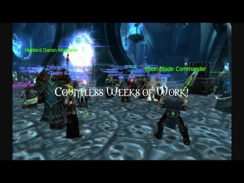 Team Ragnarok - Yimir Wielder of Shadowmourne! (Guild 2nd Legendary)