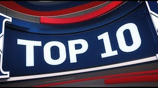 Top 10 Plays Of The Night February 6 2018