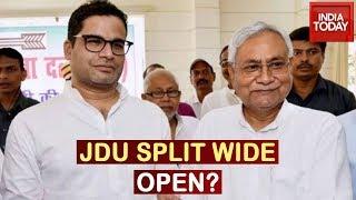 Prashant Kishor Calls Nitish Kumar Liar For Saying He Joined JDU Because Of Amit Shah