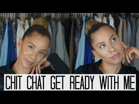 CHIT CHAT GRWM: QUIT MY JOB, YOUTUBE + STAYING FOCUSED