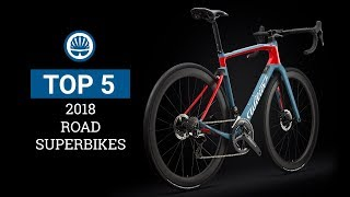 Top 5 - Road Superbikes 2018
