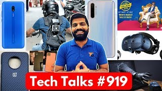 Tech Talks #919 - Realme XT Pro, Motorola TV, AC Helmet, Online Fraud, Vivo U10, Redmi 8A, Pixel 4