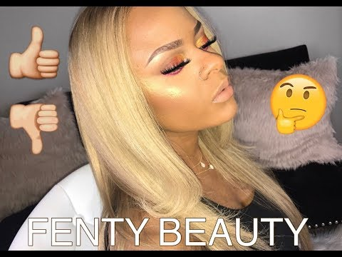 FENTY BEAUTY by RIHANNA | REVIEW AND FIRST IMPRESSIONS