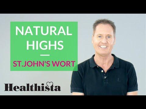 St John's wort for better mood and sleep