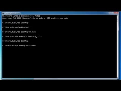 Windows Command Line Tutorial - 1 - Introduction to the Command Prompt