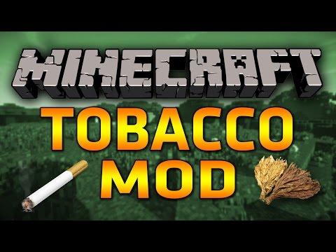 Minecraft tobacco Mod PART 1