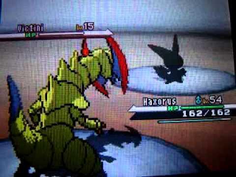 How To Get Victini in Pokemon Black/White