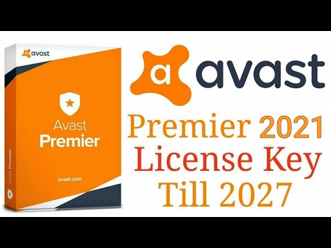 Avast Premier 2018 to 2026 license key (Updated!!!)