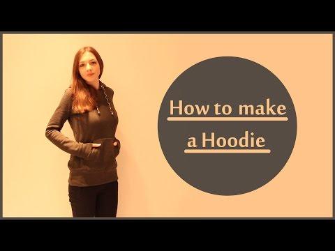 DIY Hoodie / Sweater | Sew & Wear ep. 3