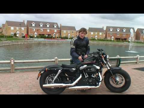 Harley-Davidson 48 review