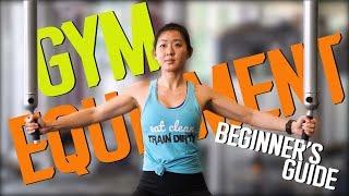 How to Use Basic Gym Equipment (Beginner