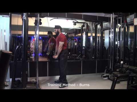 Training Method - Burns