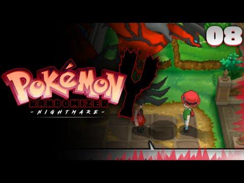 TWO YVELTAL ARE BETTER THAN ONE!! - 08 - Pokémon Y Nightmare Randomizer