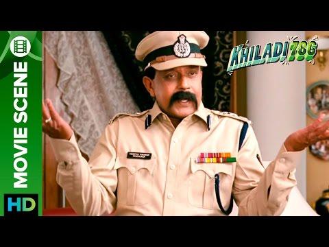 Mithun is the new ACP of Mumbai | Khiladi 786
