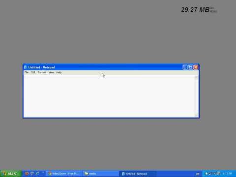 How to open Notepad in Windows with different methods