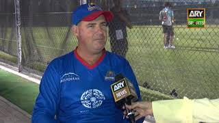 Working With Karachi Kings Triggered My Fascination With Pakistan Cricket Mickey Arthur