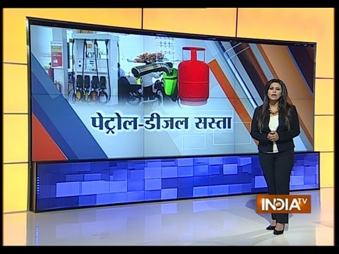 Non-subsidized LPG Rate Cut by Rs 25.50 - India TV