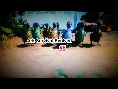Ark Survival Evolved Part 5 (Can't make Narcotics)