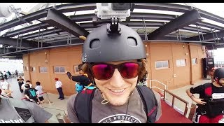 NEAR DEATH CAPTURED by GoPro and camera pt.39 [FailForceOne]