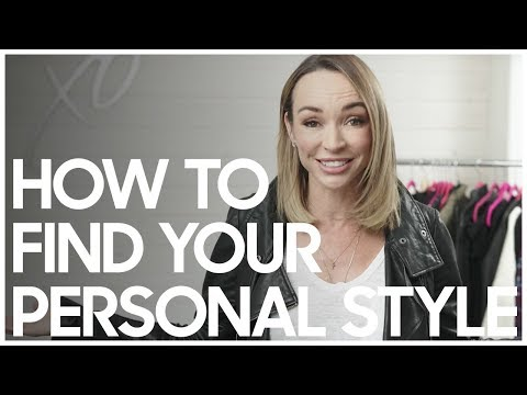 How To Find Your Personal Style - Secrets Of A Stylist