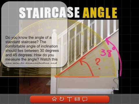 Staircase Angle